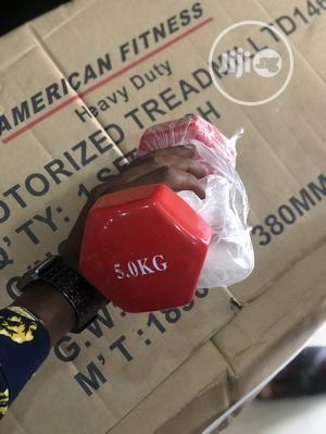 5kg Dumbell | Sports Equipment for sale in Lagos State, Surulere