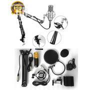 BM800 Condenser Microphone Network Karaoke Studio Recording Kit | Audio & Music Equipment for sale in Lagos State, Lagos Island