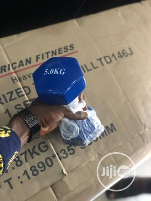 5kg Dumbell | Sports Equipment for sale in Lagos State, Yaba