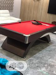 7t Snooker Table Red | Sports Equipment for sale in Abuja (FCT) State, Wuse