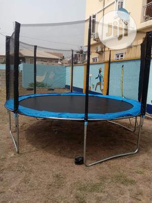 10ft Bounce Trampoline   Sports Equipment for sale in Rivers State, Port-Harcourt