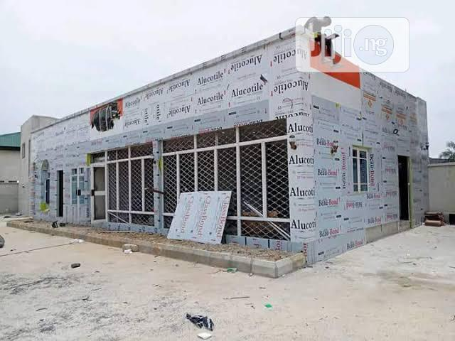 Alco Bond (Aluminiun Composite Panel) | Building & Trades Services for sale in Dei-Dei, Abuja (FCT) State, Nigeria