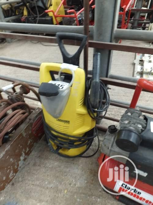 Karcher K 2.91 Power Washer (Almost New)