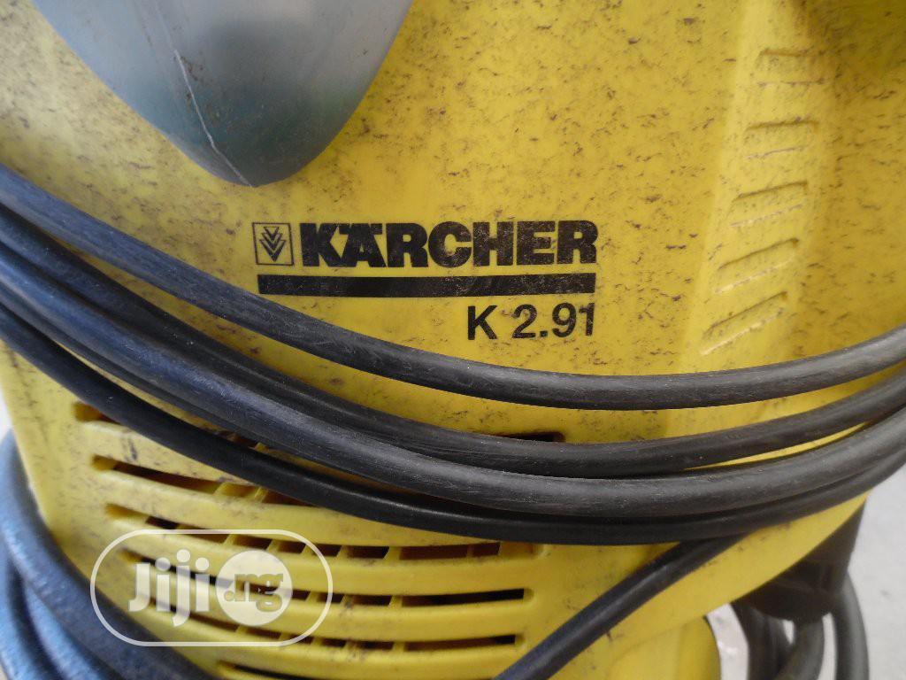 Karcher K 2.91 Power Washer (Almost New)   Garden for sale in Ikeja, Lagos State, Nigeria
