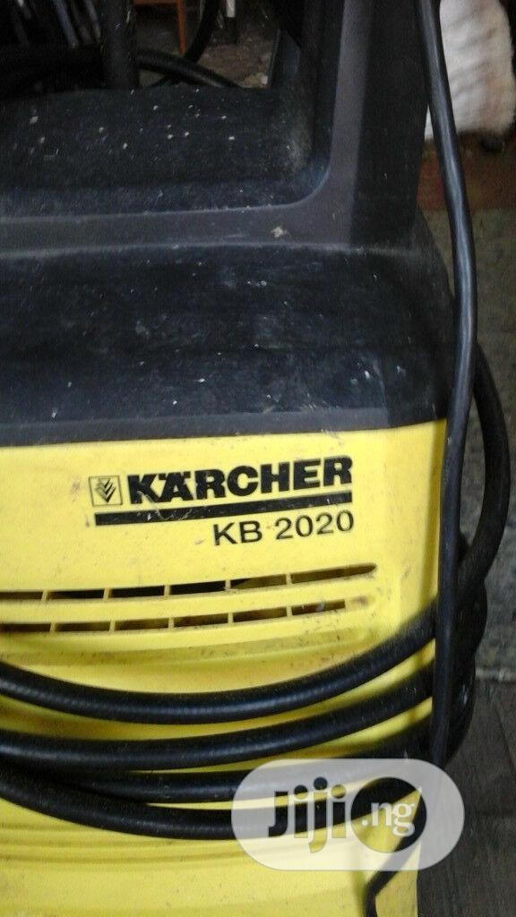 Karcher KB 2020 Pressure Washer | Garden for sale in Ikeja, Lagos State, Nigeria