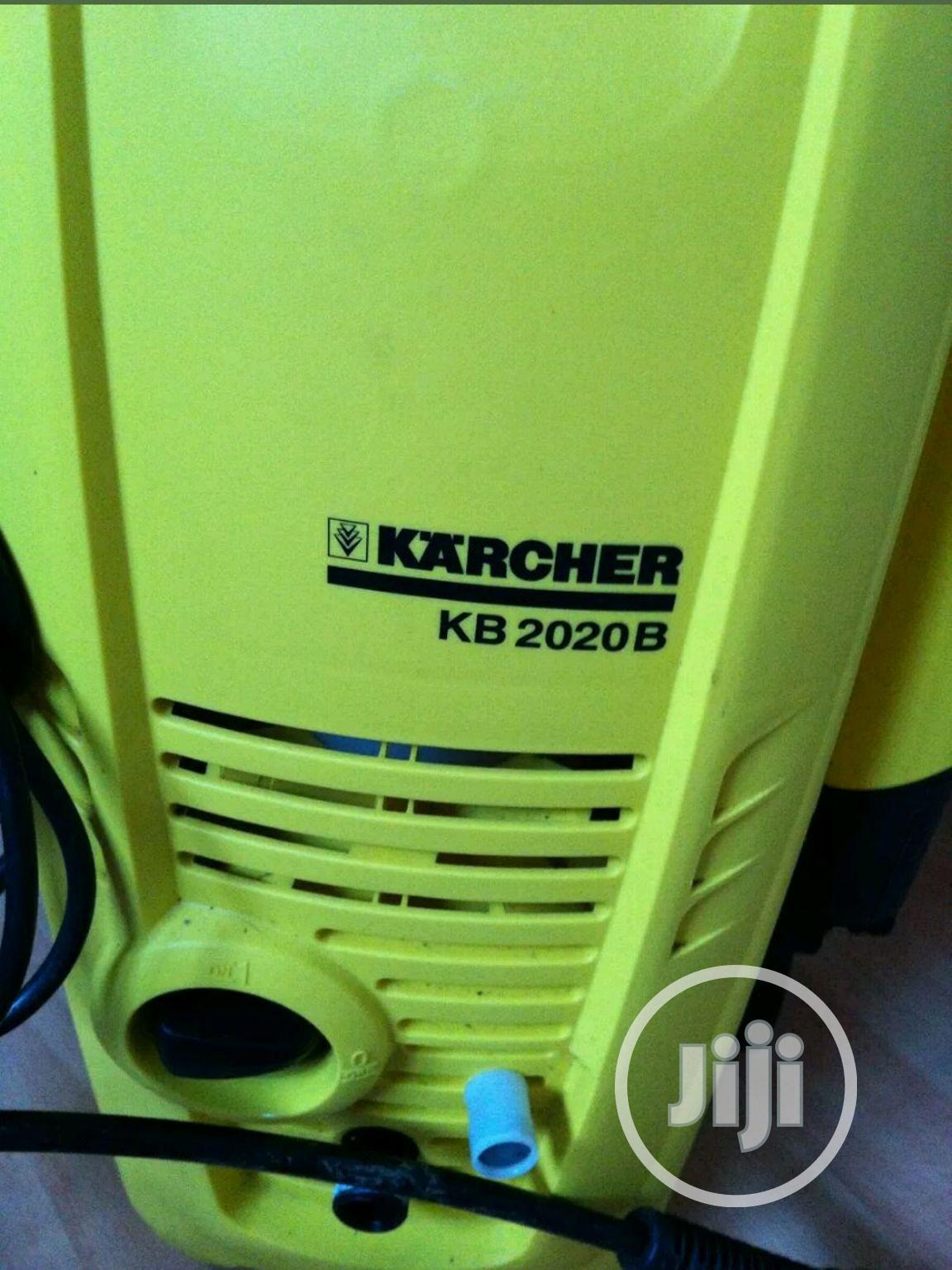Karcher KB 2020 Pressure Washer
