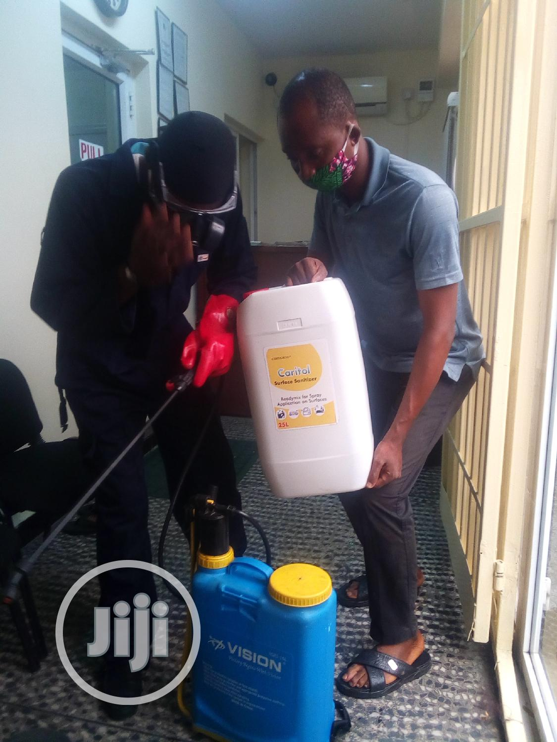 Desinfection Fumigation Pest Control | Cleaning Services for sale in Lekki Phase 1, Lagos State, Nigeria