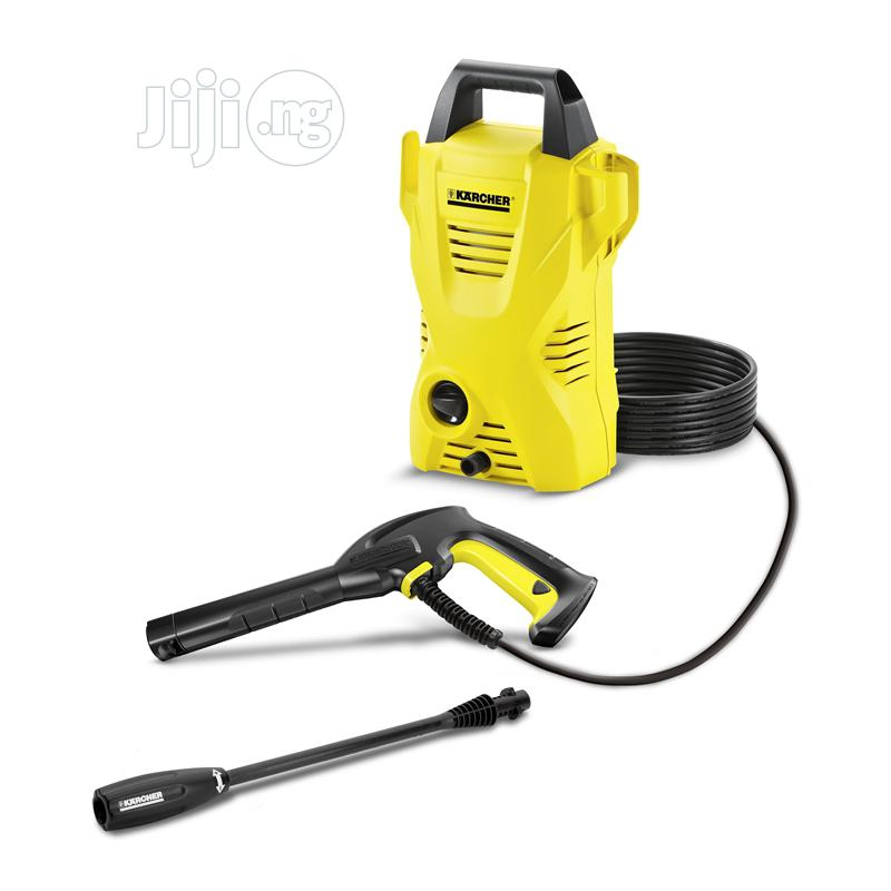 Karcher K2 Pressure Washer For Private Uses | Garden for sale in Ikeja, Lagos State, Nigeria