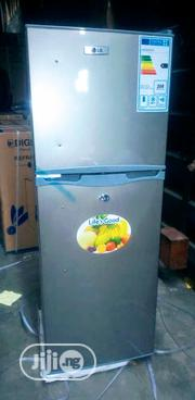 Super LG 202litre REFRIGERATOR Fast Cooling Auto Thermostat | Kitchen Appliances for sale in Lagos State, Ojo