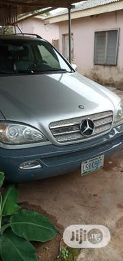 Mercedes-Benz M Class 2004 Silver   Cars for sale in Ogun State, Ado-Odo/Ota
