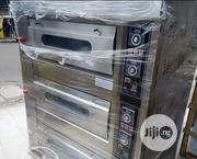9 Trays Industrial Oven For Baking Bread And Snacks | Restaurant & Catering Equipment for sale in Lagos State, Ojo
