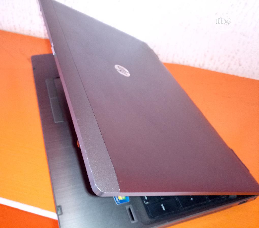 Laptop HP ProBook 6460B 4GB Intel Core I5 HDD 500GB   Laptops & Computers for sale in Enugu, Enugu State, Nigeria