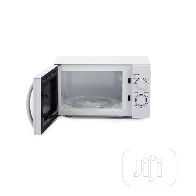 Midea MM720 20-Litre Microwave Oven | Kitchen Appliances for sale in Ikoyi, Lagos State, Nigeria
