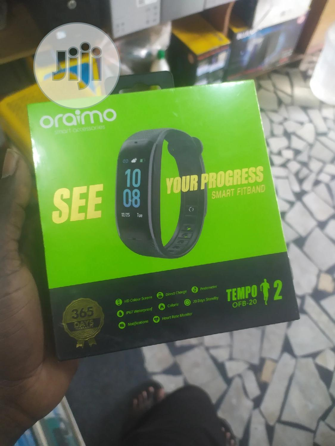 Oraimo Smart Fitband OFB-20