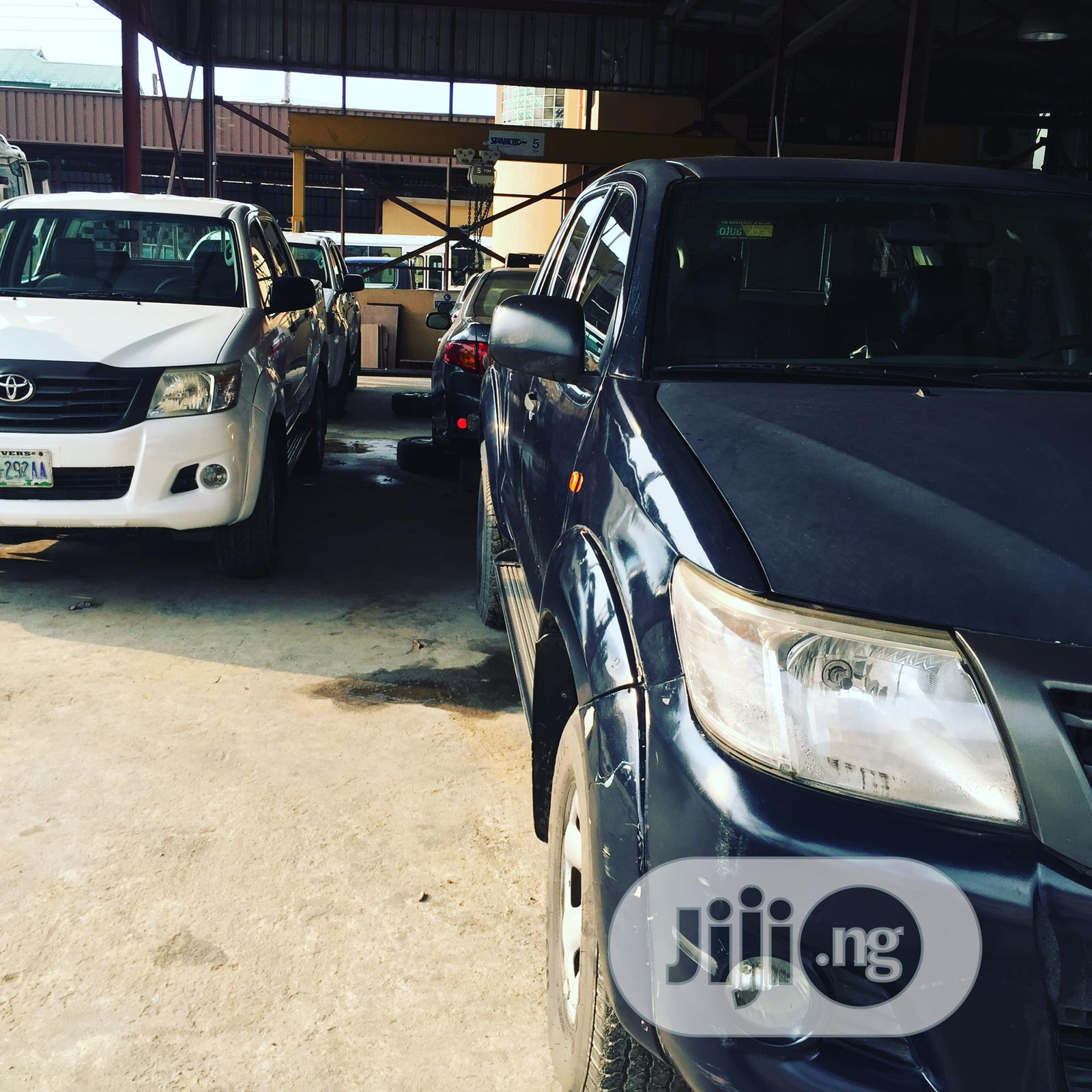 Clean Toyota Hilux For Hire / Charter   Automotive Services for sale in Port-Harcourt, Rivers State, Nigeria