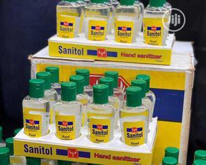 Sanitol Hand Sanitizer 70ml -CARTON OF 48 PCS   Skin Care for sale in Lagos State, Ikeja