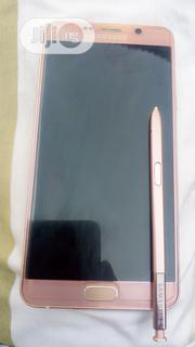 New Samsung Galaxy Note 5 64 GB Gold | Mobile Phones for sale in Enugu State, Enugu