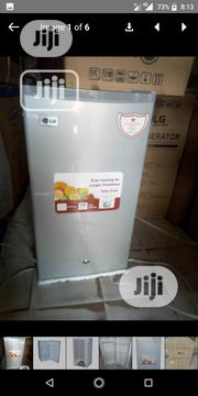 Brand New LG 100L FRIDGE With Thermostat Fast Cool + Warranty | Kitchen Appliances for sale in Lagos State, Ojo