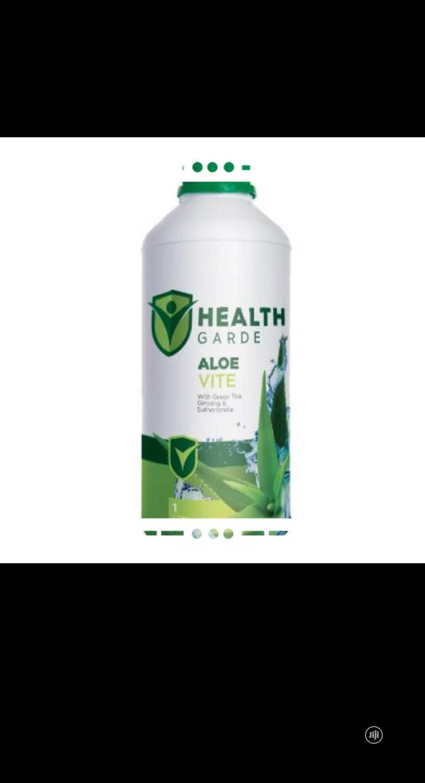 Swissgarde Aloe Vite (Cleanser Cancer HBP Ulcer ) Aloe Power