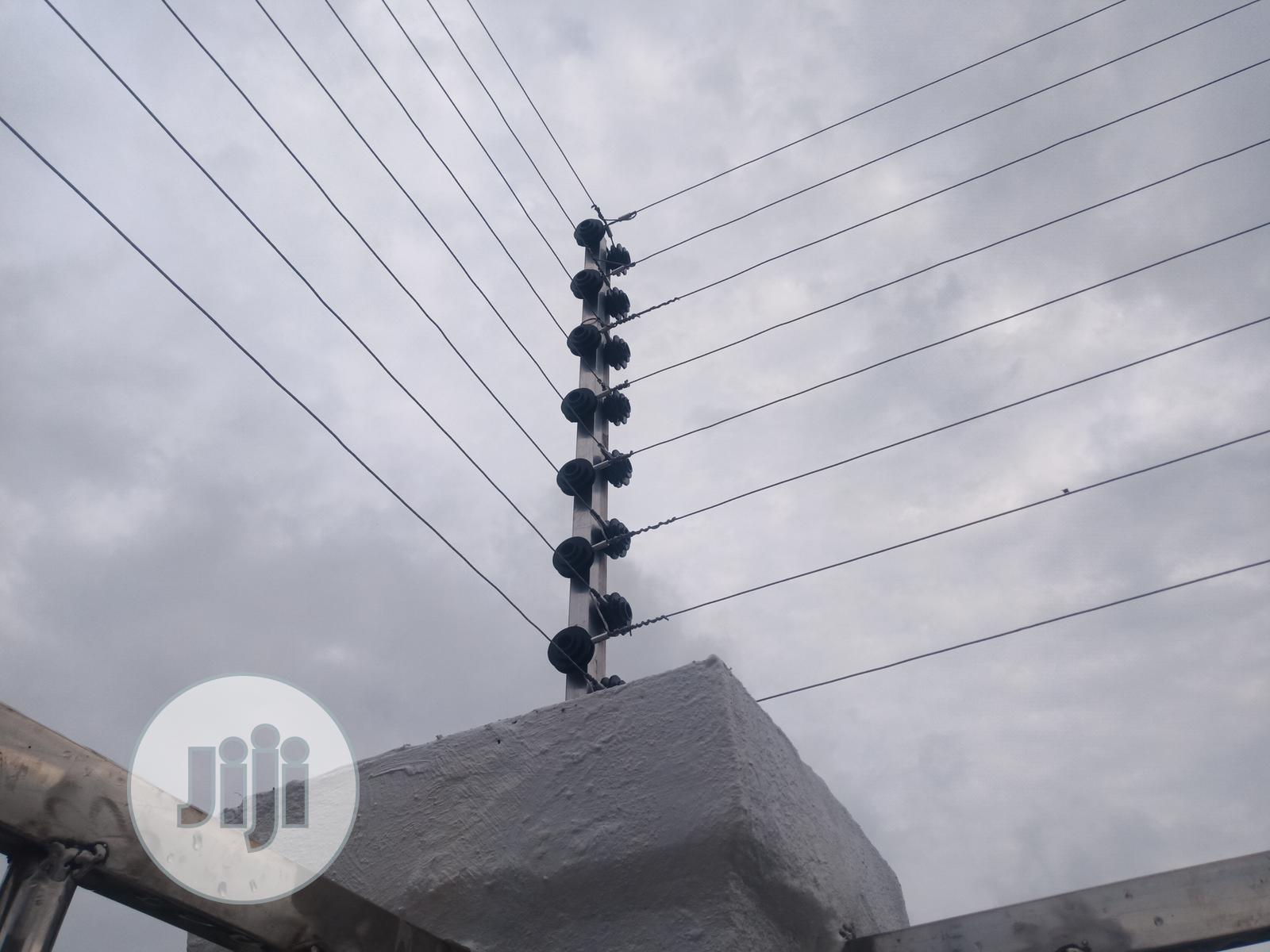 Electric Perimeter Fencing | Electrical Equipment for sale in Ajah, Lagos State, Nigeria