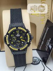 Rubber Strap Hublot   Watches for sale in Lagos State, Ikeja