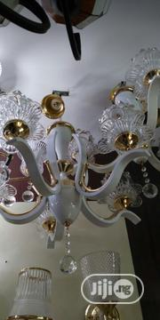 Chandelier White And Beautiful | Home Accessories for sale in Lagos State, Ojo