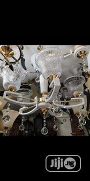 All White Chandelier   Home Accessories for sale in Lagos State, Ojo