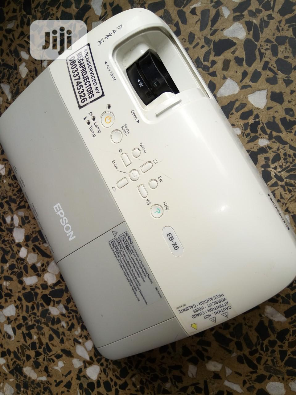 Projector For Sale At Ikeja Lagos | TV & DVD Equipment for sale in Ikeja, Lagos State, Nigeria