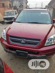Honda Pilot 2004 Red   Cars for sale in Abia State, Aba North