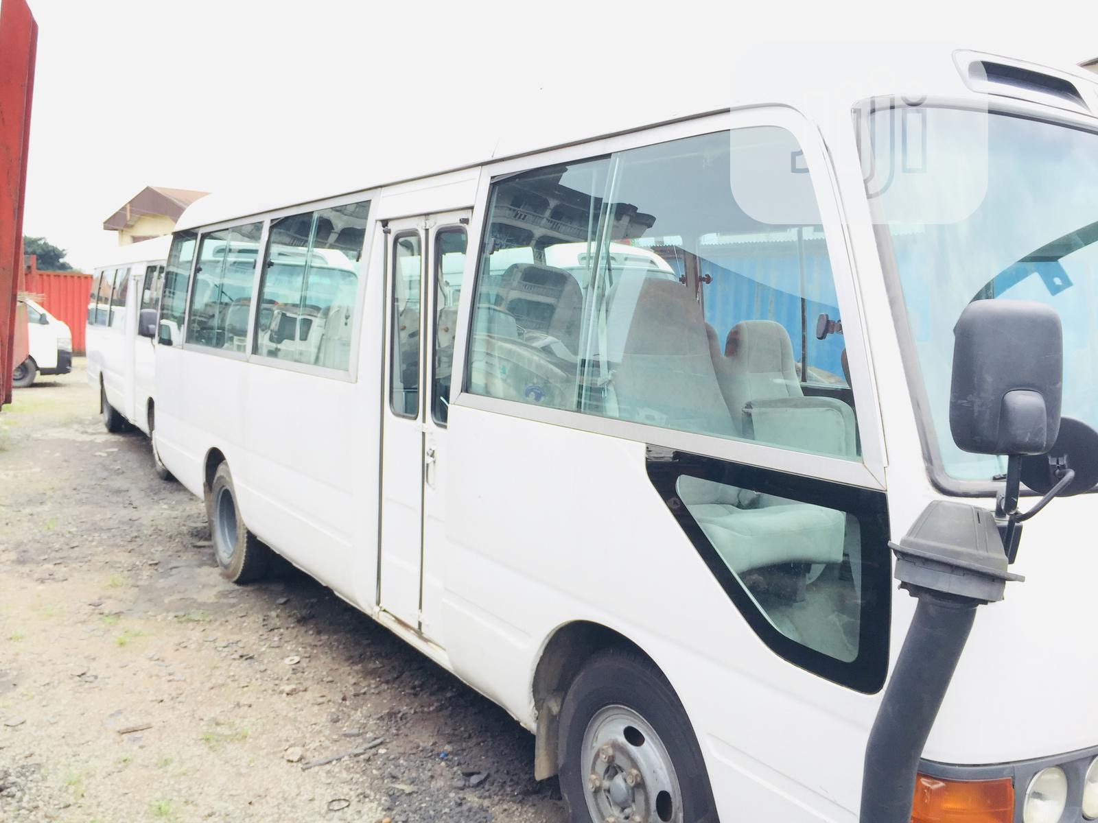 Clean Toyota Coaster Bus For Hire / Charter | Automotive Services for sale in Port-Harcourt, Rivers State, Nigeria