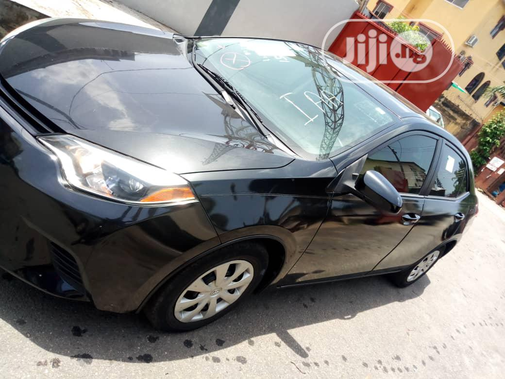 Toyota Corolla 2014 Black | Cars for sale in Lekki Phase 2, Lagos State, Nigeria