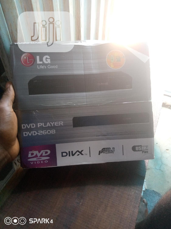 Archive: Original LG Dvd