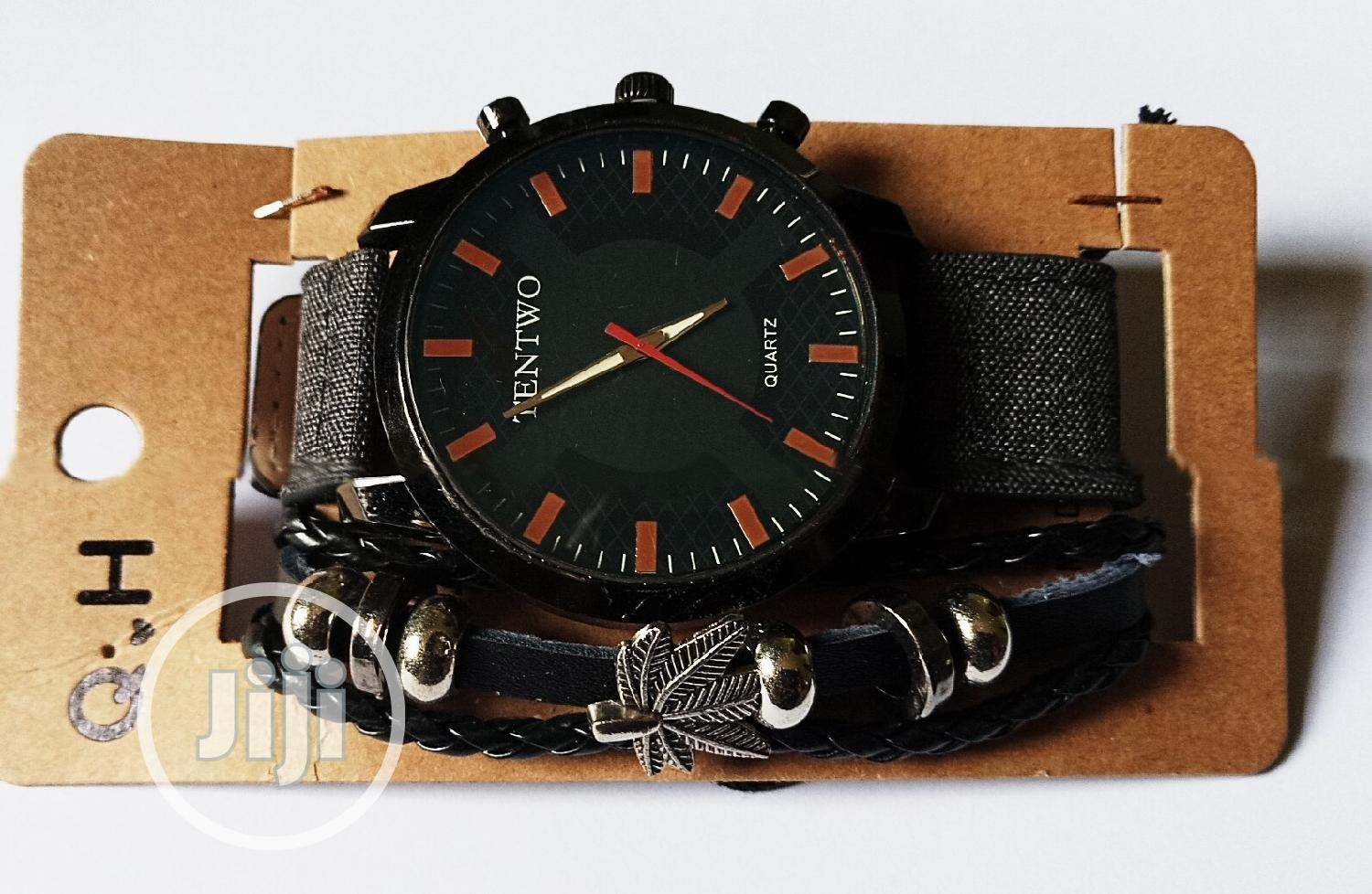 Men's Bracelet Wrist Watch | Jewelry for sale in Ikeja, Lagos State, Nigeria