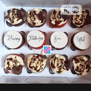 Box of 12 Delicious Cupcakes   Meals & Drinks for sale in Abuja (FCT) State, Kubwa