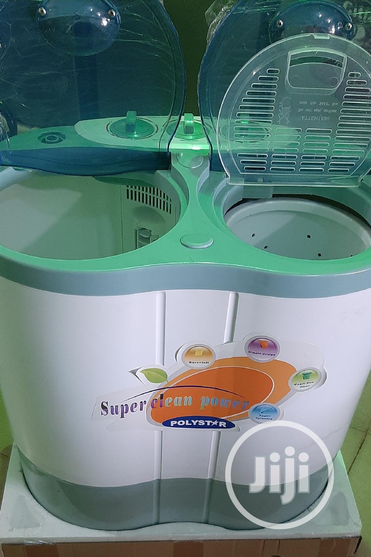 Archive: Polystar Washing Machine 5kg