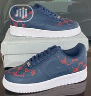 Custom Gucci X Air Force 1 Sneakers | Shoes for sale in Lagos State, Lagos Island