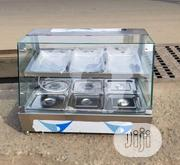Food And Snacks Warmer 3plates Up And Down | Restaurant & Catering Equipment for sale in Lagos State, Ojo