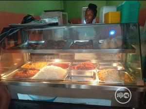 Snacks And Food Warmer 4plates Up And Down | Restaurant & Catering Equipment for sale in Lagos State, Ojo