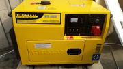 Firman DIESEL 10kva | Electrical Equipment for sale in Lagos State, Ojo