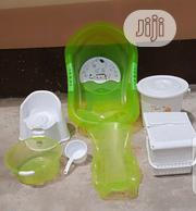 Transparent 7psc Bath Set | Baby & Child Care for sale in Lagos State, Ikeja