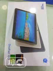 New Tecno DroiPad 10D 16 GB Black   Tablets for sale in Lagos State, Ikeja