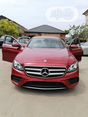 Mercedes-Benz E300 2016 Red | Cars for sale in Lagos State, Lekki Phase 2