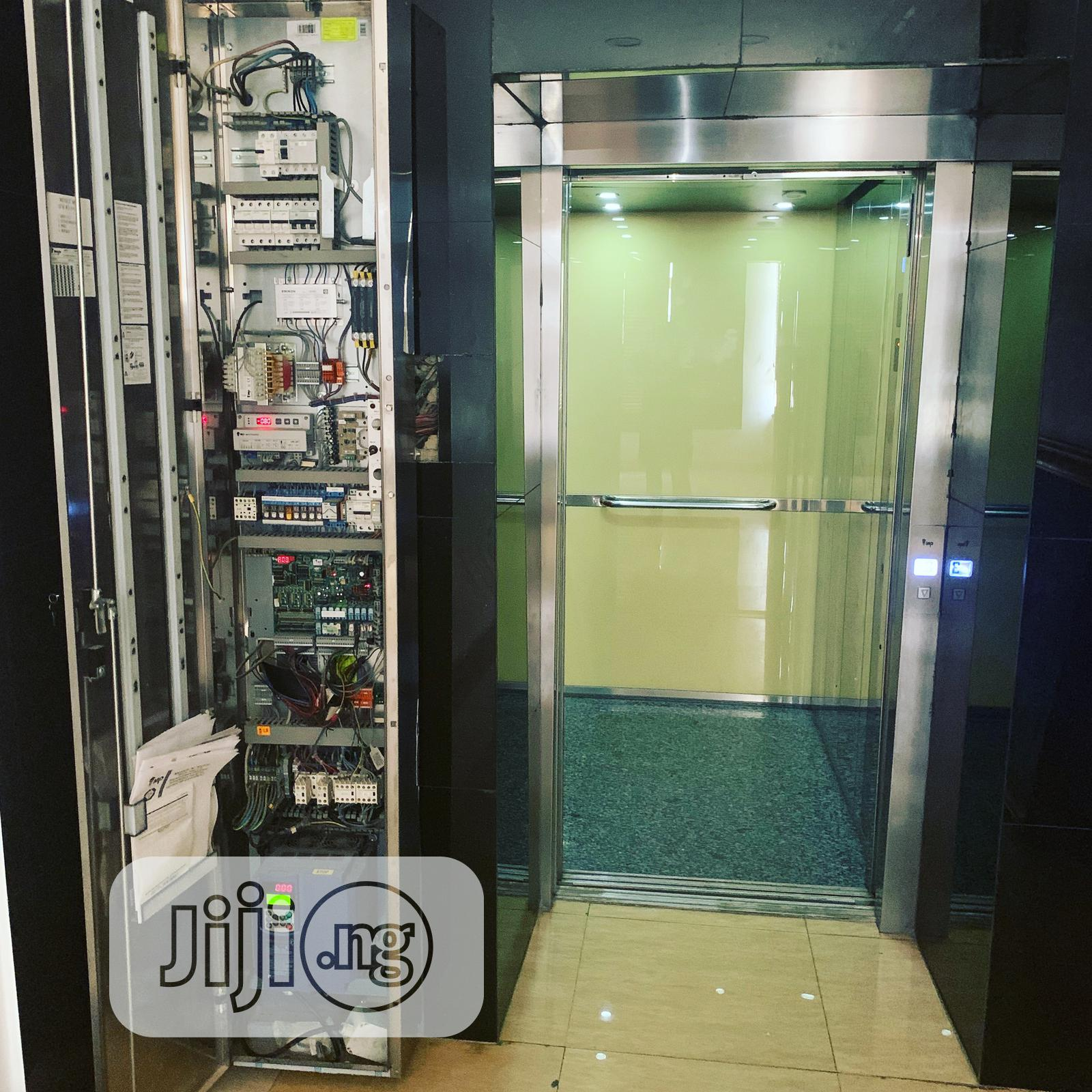 Elevator And Escalator Supply Installations And Repairs