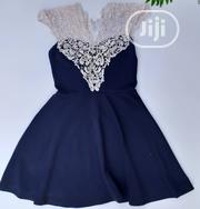 Blue White Dress | Clothing for sale in Lagos State, Alimosho