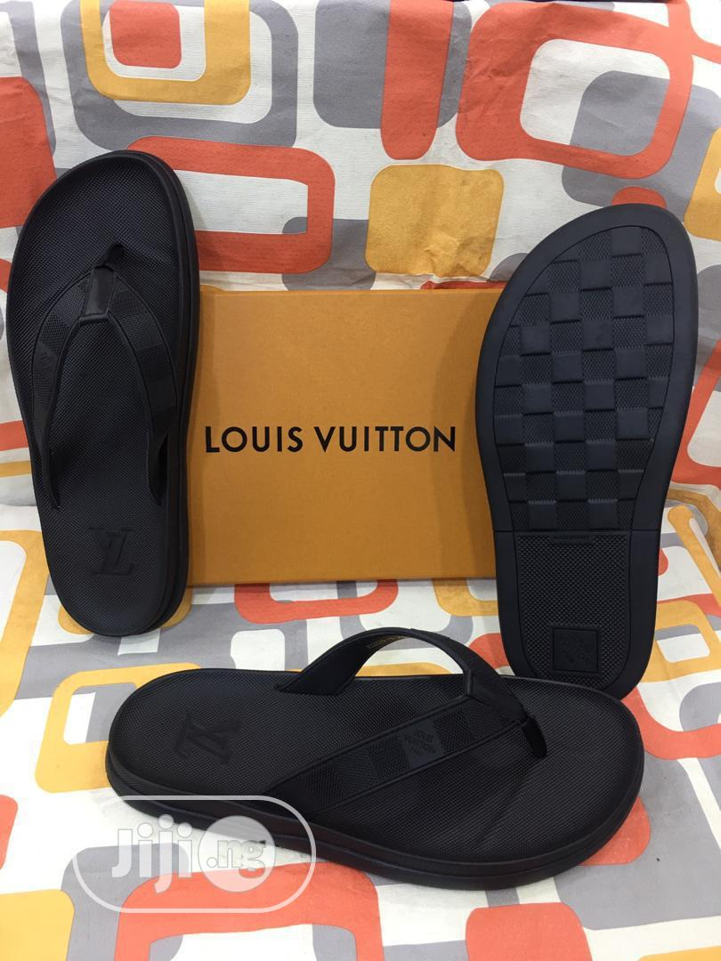 Louis Vuitton Half Shoe Now Available | Shoes for sale in Lagos Island, Lagos State, Nigeria