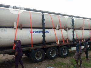 Gas Tanks - 3.5 Tons (6700 Litres) With All Tank Accessories   Heavy Equipment for sale in Lagos State, Amuwo-Odofin