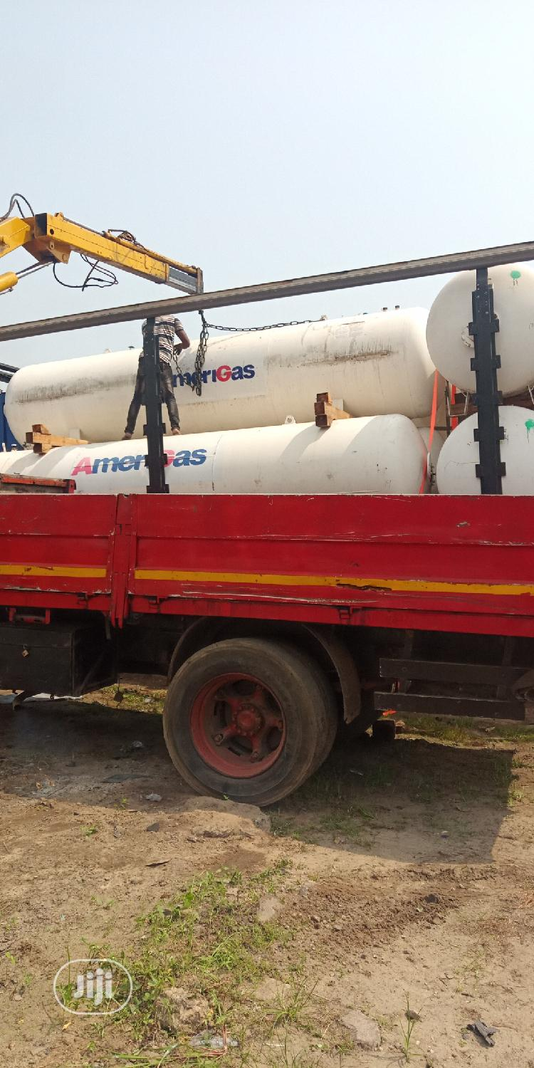 Gas Tanks - 3.5 Tons (6700 Litres) With All Tank Accessories   Heavy Equipment for sale in Amuwo-Odofin, Lagos State, Nigeria