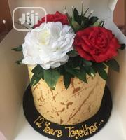 Anniversary Butter Cream Cake | Party, Catering & Event Services for sale in Lagos State, Ikorodu