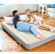 Intex Queen Size Air-Flow Bed With Pump | Furniture for sale in Lagos State, Lekki Phase 2