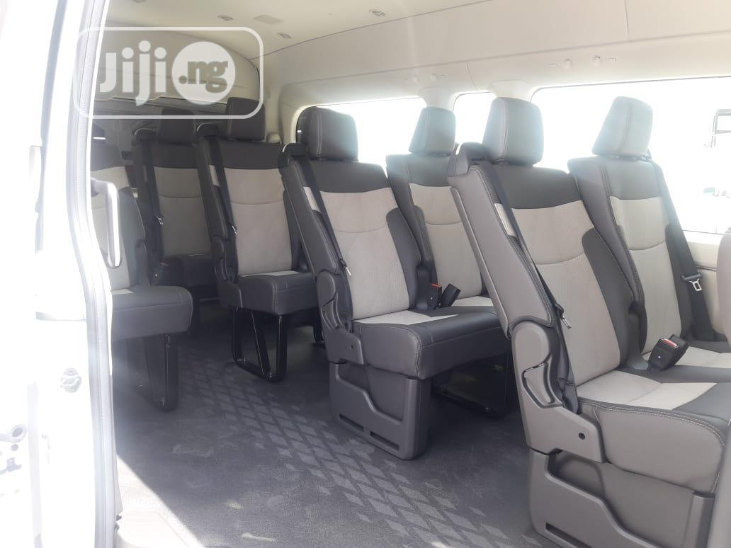 Toyota Hias Bus Higher Roof | Buses & Microbuses for sale in Ajah, Lagos State, Nigeria